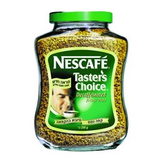 קפה נמס נטול קפאין טסטר צ'וייס בצנצנת 200 גרם
