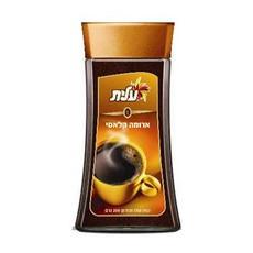 קפה נמס ארומה מגורען עלית בצנצנת 200 גרם
