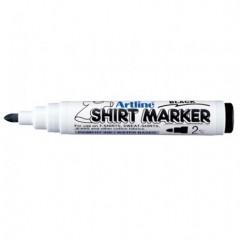 טוש טישרט Artline EKT-2 שחור לציור על בד